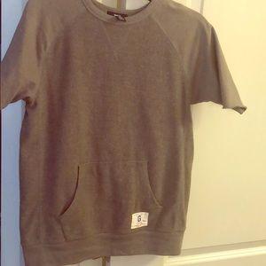 Boys GAP Gray Shirt - Size XXL